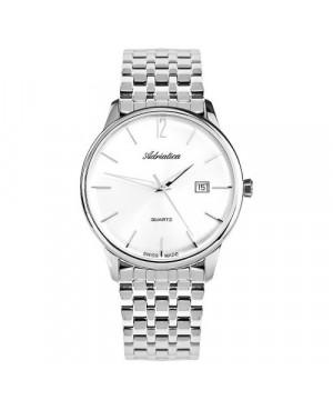 ADRIATICA A8254.5153Q Elegancki zegarek męski