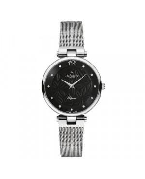Klasyczny zegarek damski, szwajcarski Atlantic Elegance 29037.41.61MB (290374161MB)
