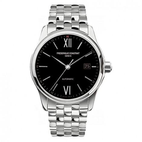 Szwajcarski, klasyczny zegarek męski Frederique Constant Index Automatic FC-303BN5B6B (FC303BN5B6B)
