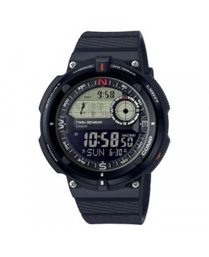 Sportowy zegarek męski Casio Collection SGW-600H-1BER (SGW600H1BER)