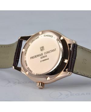 Szwajcarski zegarek męski FREDERIQUE CONSTANT Index Automatic FC-303C5B4 Zegaris Rzeszów