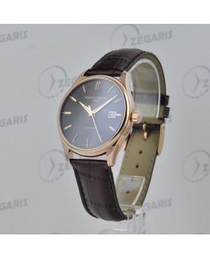 Zegarek FREDERIQUE CONSTANT Index Automatic FC-303C5B4 Odporne na zarysowania szkło szafirowe