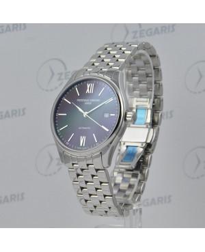 Zegarek Frederique Constant Index Automatic FC-303BN5B6B Odporne na zarysowania szkło szafirowe