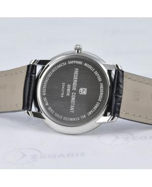 Szwajcarski zegarek męski FREDERIQUE CONSTANT Slimline FC-220NG4S6 Zegaris Rzeszów