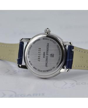 Szwajcarski zegarek damski FREDERIQUE CONSTANT Slimline FC-206MPWD1S6 Zegaris Rzeszów