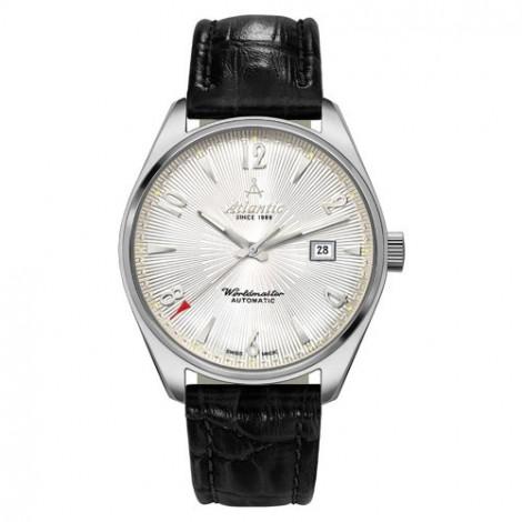 Klasyczny zegarek męski Atlantic Worldmaster 51751.41.25S (517524125S)