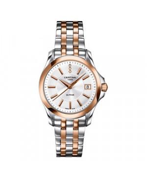 Szwajcarski, klasyczny zegarek damski Certina Prime Lady Round C004.210.22.036.00 (C0042102203600)