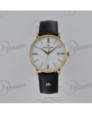 Szwajcarski zegarek męski MAURICE LACROIX Eliros Date EL1087-PVP01-110 Zegaris Rzeszów
