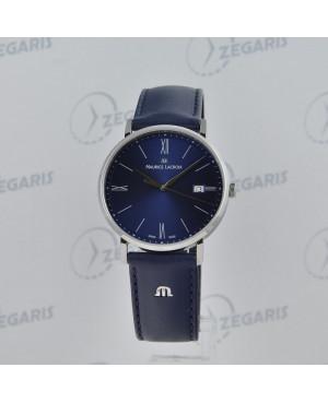 Szwajcarski zegarek męski MAURICE LACROIX Eliros Date EL1087-SS001-410 Zegaris Rzeszów
