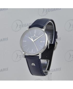 Zegarek męski MAURICE LACROIX Eliros Date EL1087-SS001-410 Szwajcarski Rzeszów zegarek z datownikiem