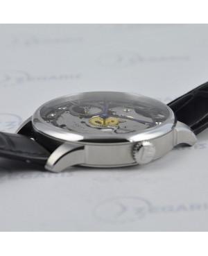 Szwajcarski zegarek Tissot CHEMIN DES TOURELLES SQUELETTE T099.405.16.418.00 męski Zegaris Rzeszów