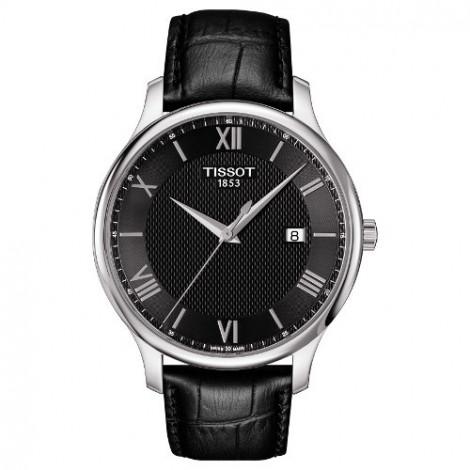 Zegarek TISSOT T063.610.16.058.00 - TISSOT Tradition T063.610.16.058.00
