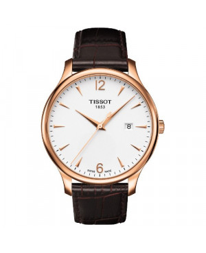 TISSOT T063.610.36.037.00 Tradition Gent (T0636103603700)