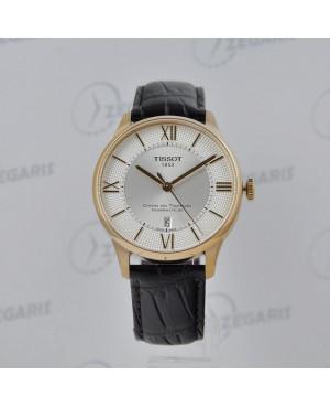 Szwajcarski zegarek męski Tissot CHEMIN DES TOURELLES T099.407.36.038.00 Zegaris Rzeszów
