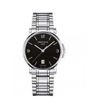 Szwajcarski, klasyczny zegarek męski Certina DS Caimano Gent C017.410.11.057.00 (C0174101105700)