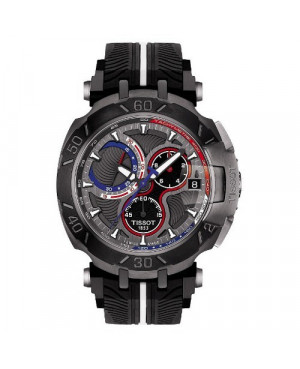 TISSOT T092.417.37.061.01 T-Race Chrono Nicky Hayden 2017 Limited Edition (T0924173706101)