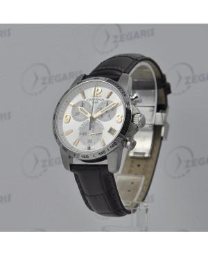 Zegarek Certina DS Podium Chrono C034.417.16.037.01 szwajcarski męski Rzeszów