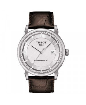 TISSOT T086.407.16.031.00 Luxury Powermatic 80 (T0864071603100)