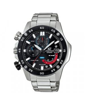 Sportowy zegarek męski Casio EDIFICE EFR-558DB-1AVUEF (EFR558DB1AVUEF)