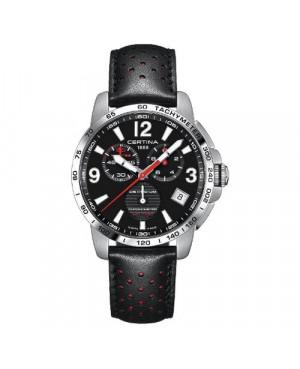 Szwajcarski, sportowy zegarek męski Certina DS Podium Chronograph Lap Timer C034.453.16.057.00 (C0344531605700)
