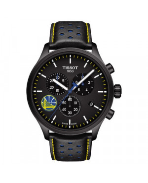 Szwajcarski zegarek męski Tissot Chrono XL NBA Golden State Warriors Special Edition T116.617.36.051.02 (T1166173605102)