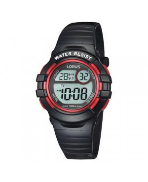 Sportowy zegarek dziecięcy LORUS R2379HX-9 (RG2379HX9)