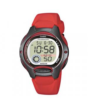 Sportowy zegarek dziecięcy Casio Collection LW-200-4AVEF (LW2004AVEF)