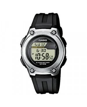 Sportowy zegarek dziecięcy Casio Collection W-211-1AVES (W2111AVES)