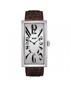 Szwajcarski, klasyczny zegarek unisex TISSOT HERITAGE BANANA CENTENARY EDITION T117.509.16.032.00 (T1175091603200)