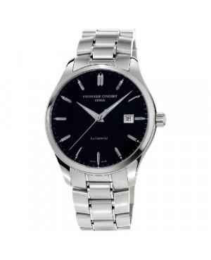Szwajcarski, klasyczny zegarek męski FREDERIQUE CONSTANT Index Automatic FC-303B5B6B (FC303B5B6B)