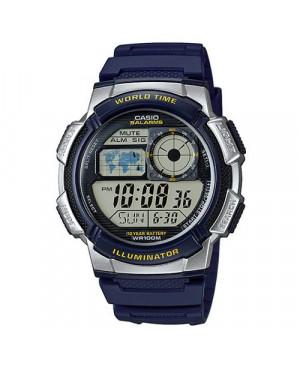 Sportowy zegarek męski Casio Collection AE-1000W-2AVEF (AE1000W2AVEF)