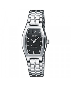Klasyczny zegarek damski Casio Collection LTP-1281PD-1AEF (LTP1281PD1AEF)
