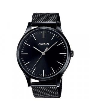 Klasyczny zegarek damski Casio Colection LTP-E140B-1AEF (LTPE140B1AEF)