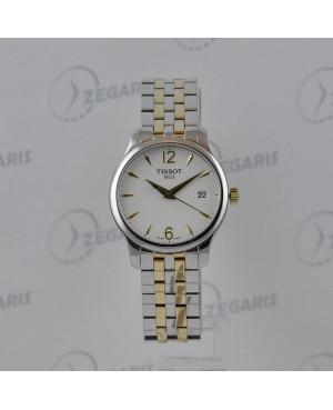 Szwajcarski zegarek damski Tissot Tradition T063.210.22.037.00 Zegaris Rzeszów