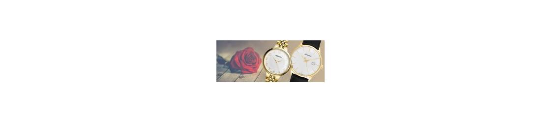 Zegarki dla par Rzeszów. Prezent dla dwojga.
